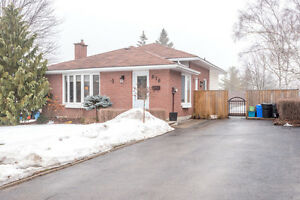 Beautifully updated 3 bed home in PTBO's East End