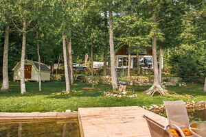 EXECUTIVE 4 BEDROOM COTTAGE 1 HOUR FROM OTTAWA