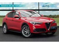 2019 Alfa Romeo Stelvio 2.2 TD Milano Edizione Auto Q4 AWD (s/s) 5dr