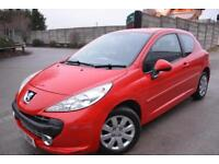 PEUGEOT 207 M PLAY 1.4 3 DOOR*LOW MILEAGE*ONLY 66,000 MILES*MEGA CHEAP 207*