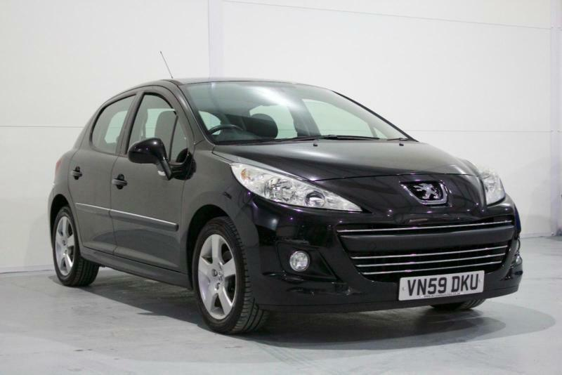 2009 peugeot 207 1 6 hdi 90 sport in cardiff gumtree. Black Bedroom Furniture Sets. Home Design Ideas