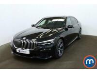 2020 BMW 7 Series 740Li M Sport 4dr Auto Saloon Petrol Automatic