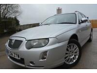 ROVER 75 CONNOISSEUR SE 2.0 CDTi 5 DOOR ESTATE*FULL 12 MONTHS MOT*FULL LEATHER*