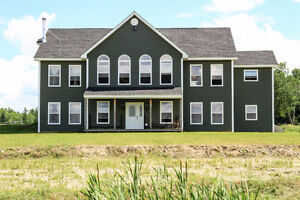 Enjoy country living only minutes from the city!
