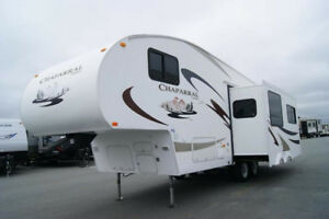 2007 Coachmen Chaparral 267 RLS Fifth Wheel