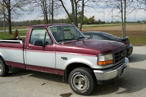 MUST SELL, REDUCED - 1999 Ford 1/2 Ton