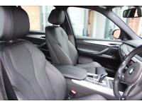BMW X5 XDRIVE30D M SPORT-SAT NAV-HEATED LEATHER