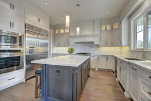 Custom kitchen by Kitchen Pro
