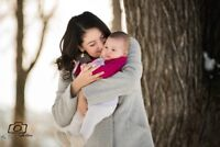 Professional Photographer Offering Family & Couple Sessions