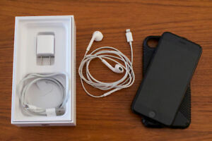 Apple iPhone 7 32GB, black, mint condition