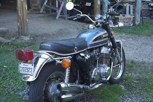 CB 750 1975  Collection bike