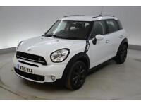Mini Countryman 2.0 Cooper S D 5dr [Chili/Media Pack]