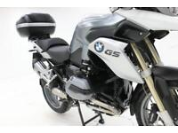 BMW R1200GS Alpine TE with Nav & Top Box.