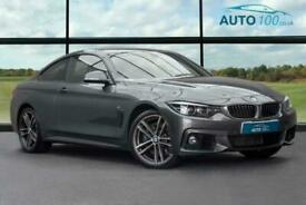 image for 2018 BMW 4 Series 3.0 435d M Sport Auto xDrive (s/s) 2dr