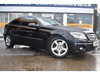 BAD CREDIT CAR FINANCE AVAILABLE 2008 58 Mercedes-Benz CLC 180 Kompressor