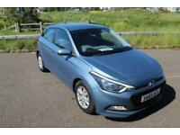 2016 Hyundai i20 1.0T GDI SE 5dr HATCHBACK Petrol Manual