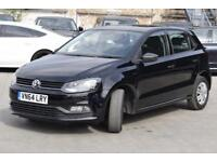 2014 Volkswagen Polo 1.0 BlueMotion Tech S (s/s) 5dr