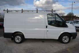 2014 63 FORD TRANSIT 2.2 LOW ROOF VAN TDCI 100PS DIESEL
