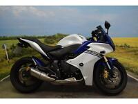 Honda CBR600F 2012