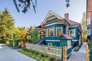 1 bdrm - Gorgeous Half-Duplex Townhome Suite
