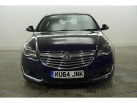 2014 Vauxhall Insignia ELITE NAV CDTI ECOFLEX S/S Diesel blue Manual