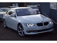 2010 BMW 3 Series 320 Coupe 2.0d 184 SE St6 Diesel white Automatic