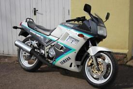 Yamaha FZ750 - 1991 / H Reg - Excellent Original Condition