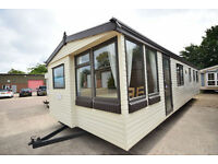 2002 Atlas Park Lodge 36x12 Static Caravan 2 beds   D/Glazing & Heating OFF SITE