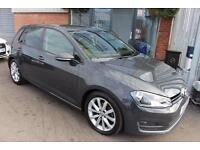 VW Golf GT TDI BLUEMOTION TECHNOLOGY