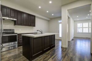 Brand New 3-Bedroom House for Lease in Milton, 2 Parking Spots
