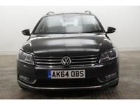 2014 Volkswagen Passat EXECUTIVE TDI BLUEMOTION TECHNOLOGY Diesel grey Manual