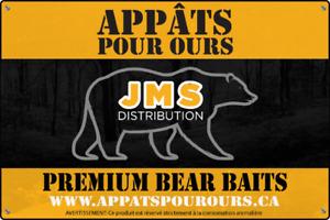 Appâts pour ours. ( Baits Bear.)