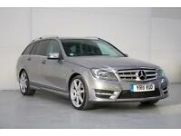 2011 Mercedes-Benz C250 BlueEFFICIENCY CDI Sport, £286 MONTHLY
