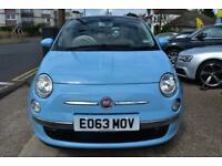 GOOD CREDIT FINANCE AVAILABLE 2013 63 Fiat 500 1.2