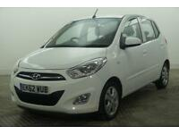2012 Hyundai i10 ACTIVE Petrol white Manual