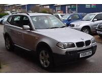 2006 BMW X3 2.0 d SE 5dr