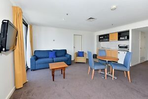 Fully furnished 1 Bed apt. Balcony-city skyline views. Bills inc East Melbourne Melbourne City Preview