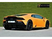 2020 Lamborghini Huracan EVO LP 640-4 Semi-Automatic Petrol Coupe