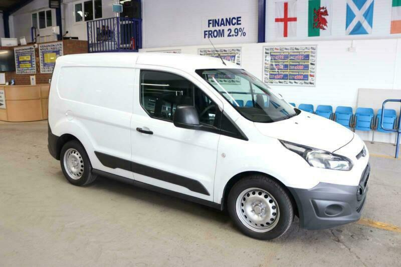2f3f720157 2015 - 15 - FORD TRANSIT CONNECT T200 1.6TDCI 75PS VAN (GUIDE PRICE)