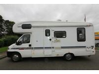 Autotrail Cheyenne 634 4 Berth Motorhome for sale