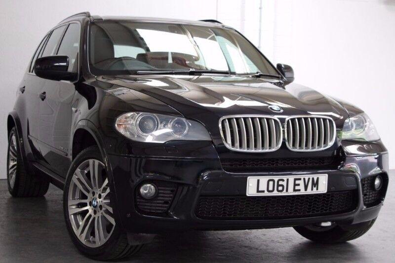 BMW X5 XDrive 40D M Sport [306] (7 SEATS, FSH, Pan Roof)