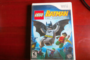 Jeu NINTENDO WII BATMAN The Brave and the Bold