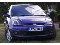 2007 Ford Fiesta 1.4 Zetec Climate 3dr