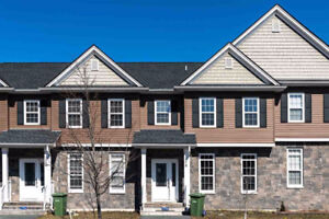 Bedford West 4-year natural gas townhouse