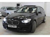 2014 BMW 5 Series Gran Turismo 2.0 520d M Sport GT 5dr