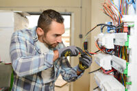 Journeyman Electrician Available, Free Estimates