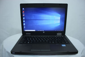 hp 6470B Intel i5-3320M 2.60GHz 4GB/320GB HD/DVD Win 10 Pro