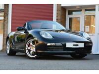 2006 Porsche Boxster 3.4 S Convertible Petrol Manual