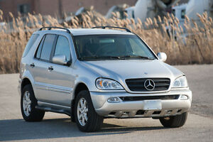 1999 Mercedes-Benz M-Class ML 430 SUV, Crossover