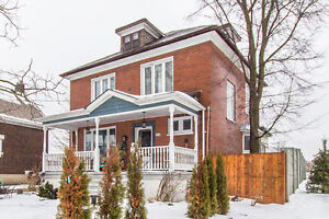 OPEN HOUSE SUNDAY 2-4 290 GUELPH STREET KITCHENER  $439,000.